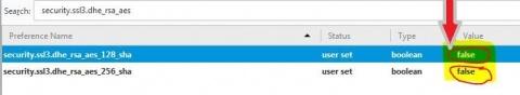 Direction for NOLIJ Firefox work around